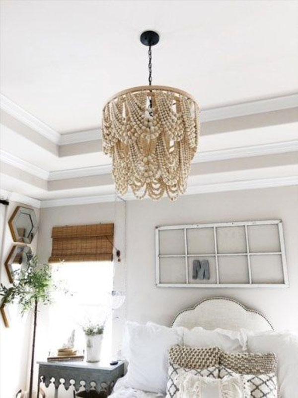 DIY-chandelier-boho-bedroom