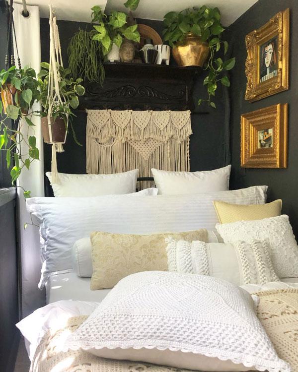 Macramé-boho-bedroom