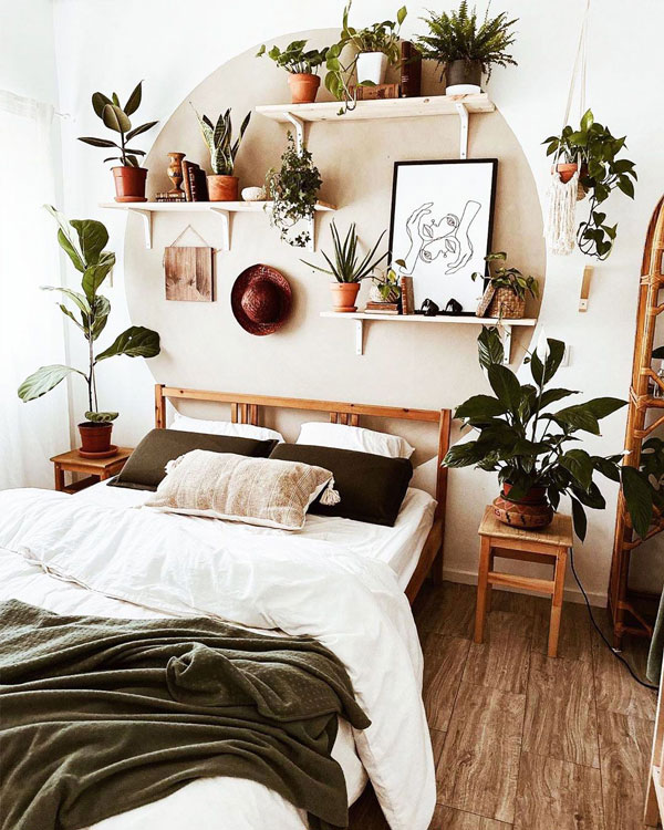 boho-bedroom-makeover-on-a-budget-with-plants