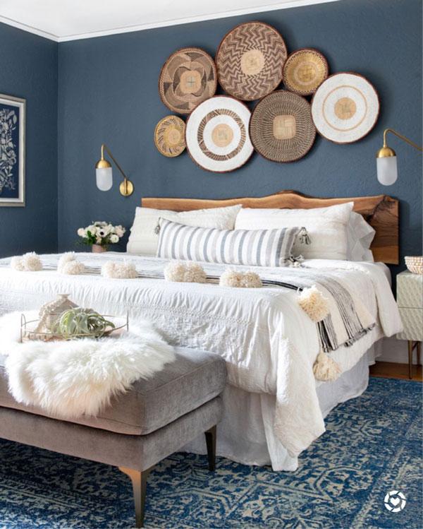 cool-color-boho-bedroom-makeover-on-a-budget