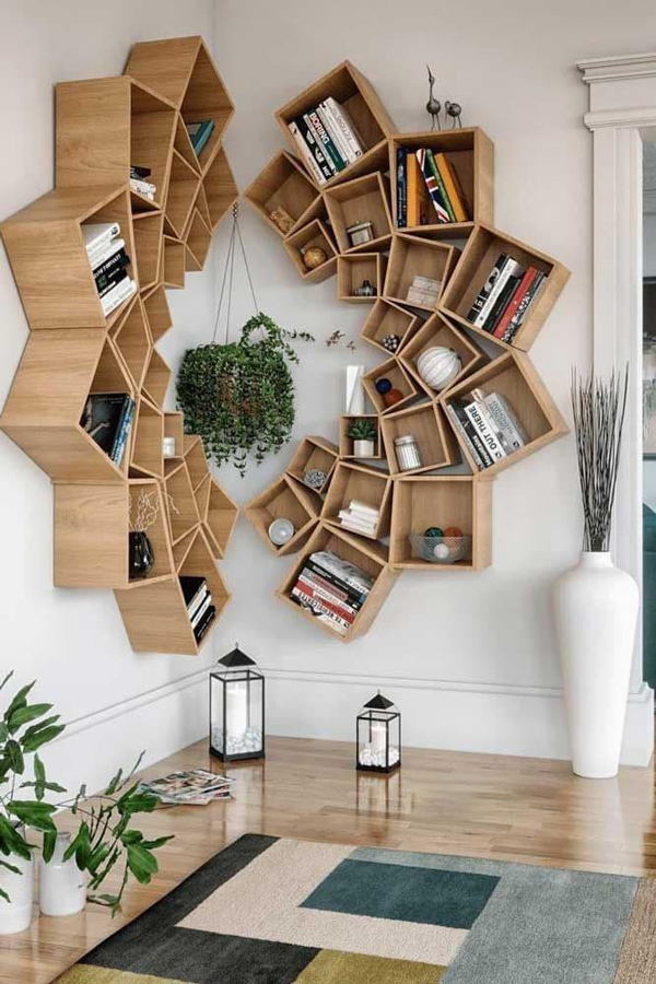 diy home benefits with building library