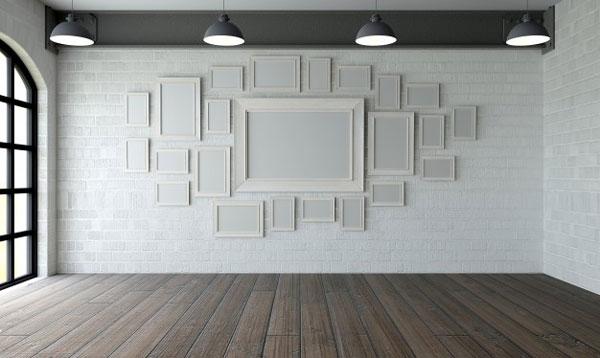 frames wall design
