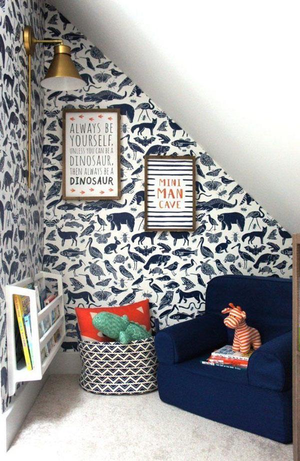 Boy-bedroom-wallpapers