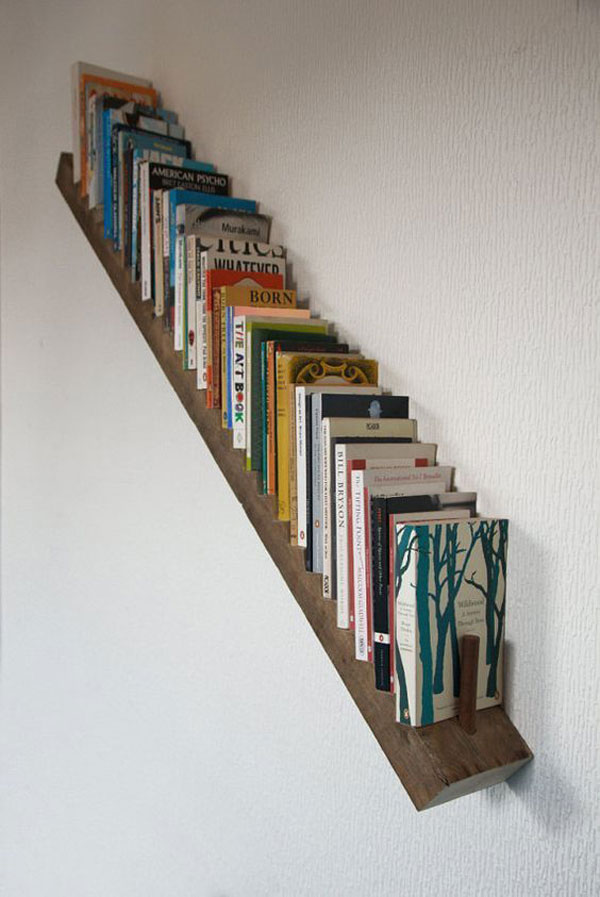 Decorate-the-wall-with-creative-library