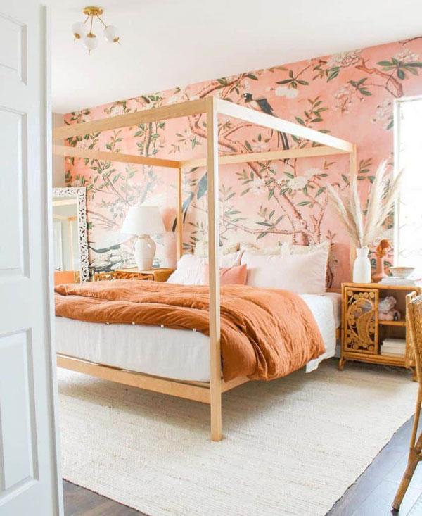 Girl-bedroom-wallpapers