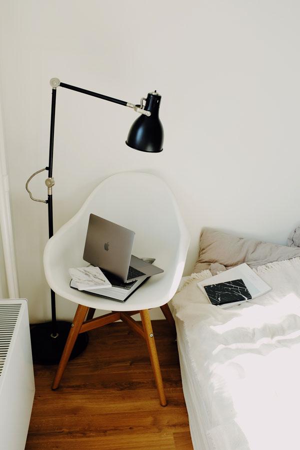 Large lampshades