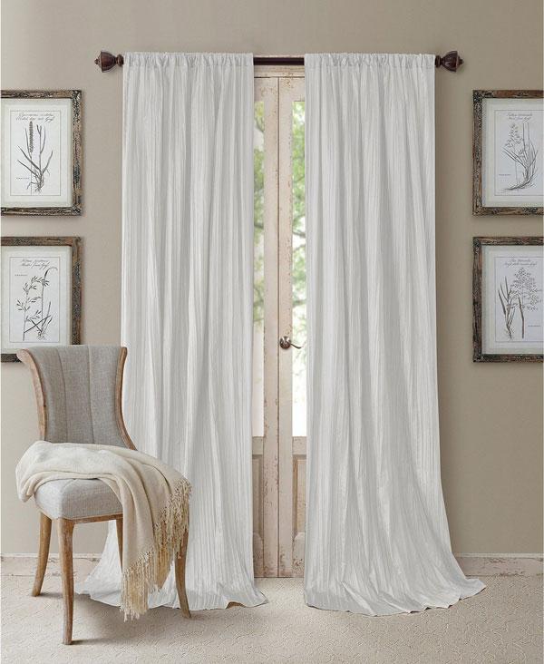 Silk-curtains
