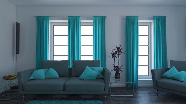 Simple-curtains