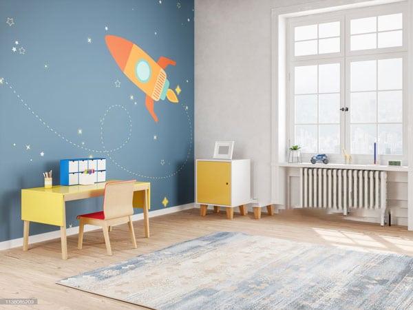 baby bedroom wallpaper