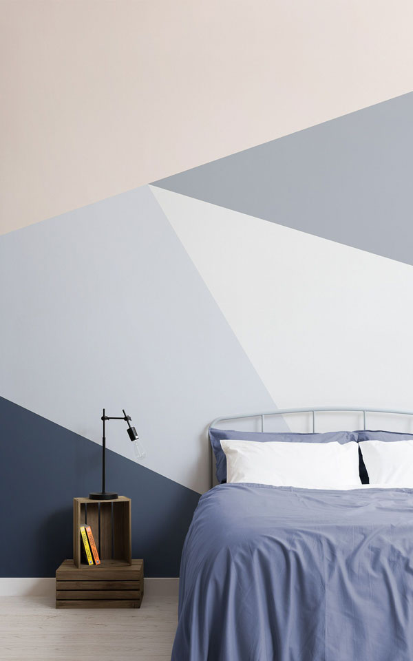 bedroom-wall-mural-with-template