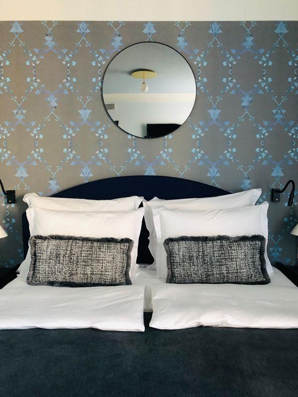 double bedroom wallpaper