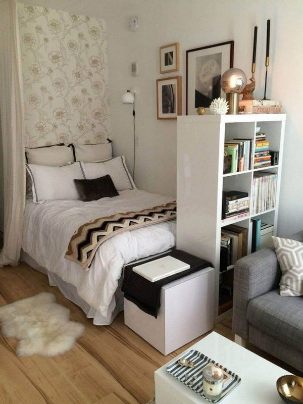 living-room-in-a-Small-bedroom