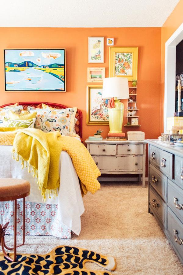 yellow-and-orange-room