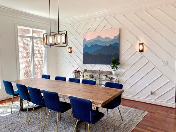 Dining-room-lighting