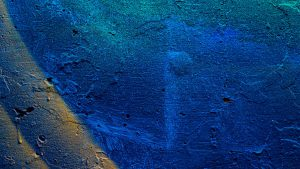 blue wall-texture-paints