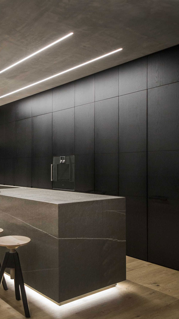 Built-in-kitchen-lighting-designs