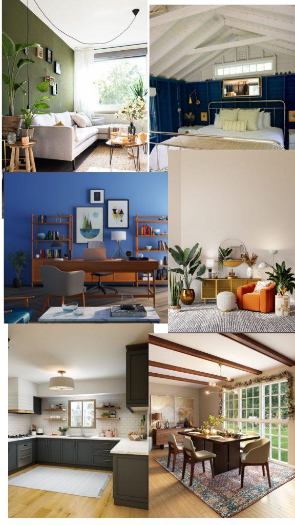 painting house interior ideas
