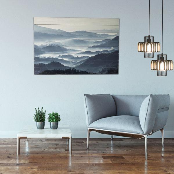 Blue-gray-living-room-color-scheme