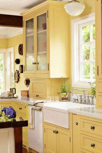 best-yellow-cabinet-fir-kitchen