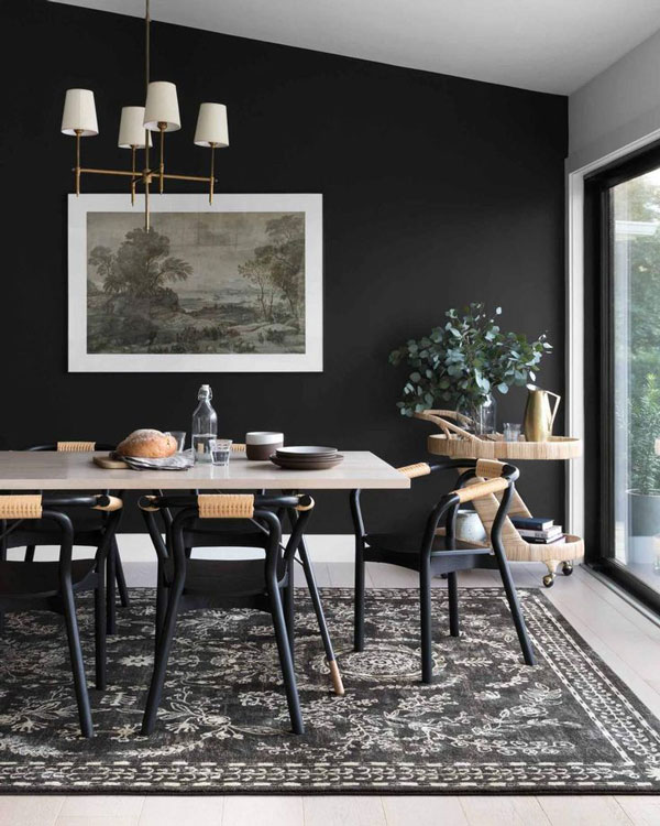 dark-Living-room-paint-colors