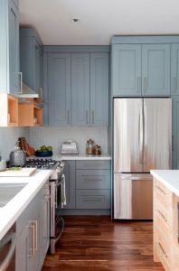 kitchen-in-blue