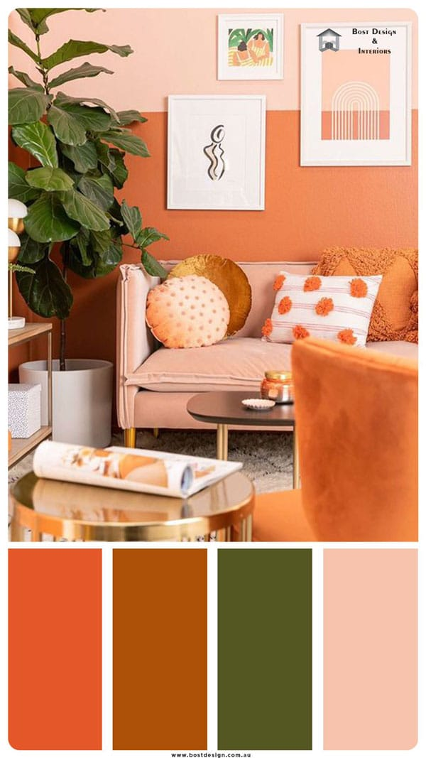 orange-living-room