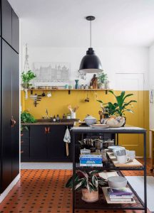 yellow-color-for-kitchen
