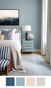 Combine-blue-with-pink-for-bedroom